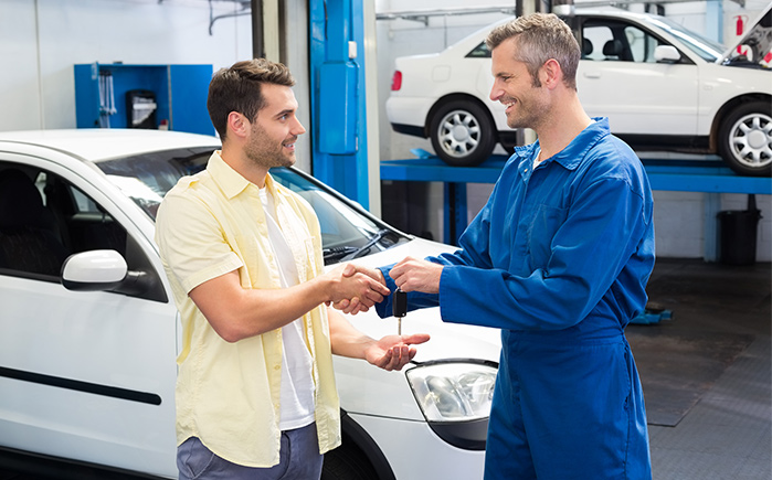 find a garage near me for car car repairs - whether it's at home or work address